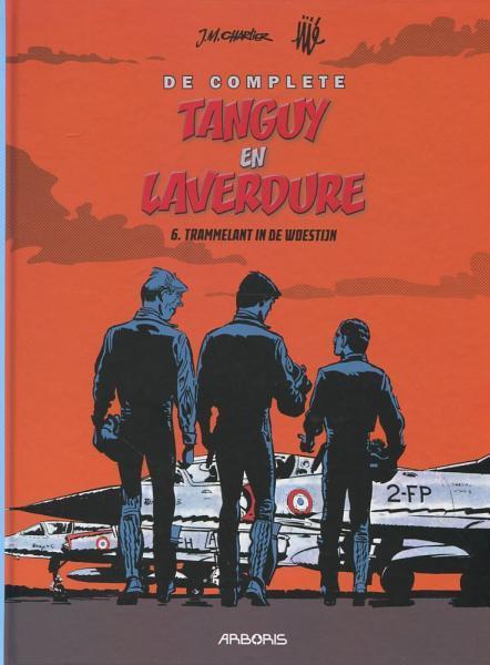 De complete Tanguy en Laverdure 6