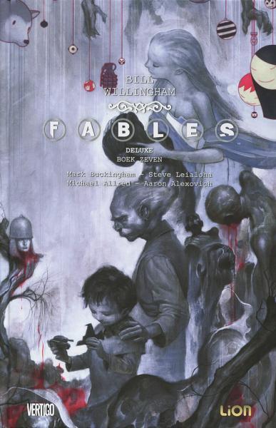 Fables (Lion) 7