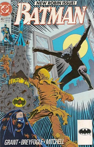 Batman 457 Master of Fear