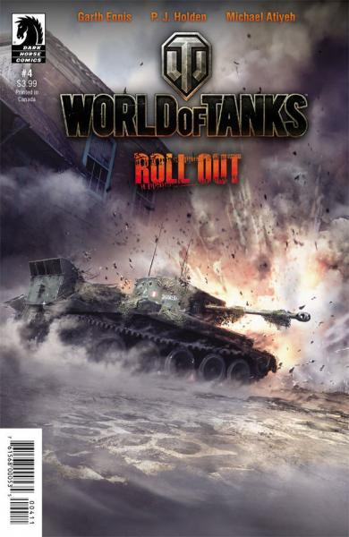 World of Tanks 4 Roll Out, Part 4: God of Battles