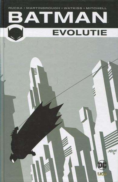 Batman evolutie 1